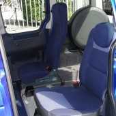 Citroën Berlingo 5 seats  (include one place for wheelchair)